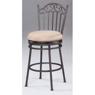 26 Swivel Bar Stool by Chintaly Imports Today Only Sale