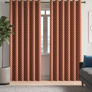 Heavy Tapestry Curtains Wayfair Co Uk