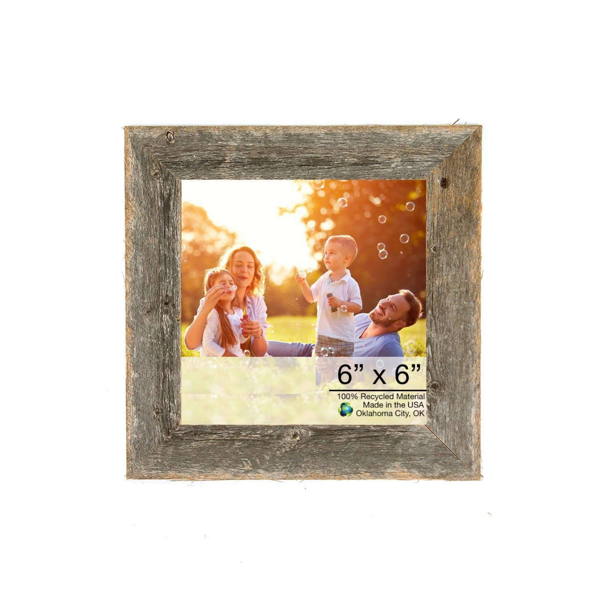 6 X 8 Rustic Picture Frames You Ll Love In 2021 Wayfair