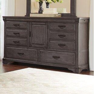 Aspen Village 8 Drawer Combo Dresser by Avalon Furniture