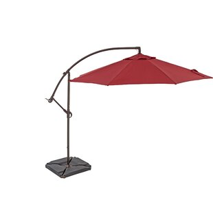 TrueShade™ Plus 10' Cantilever Umbrella