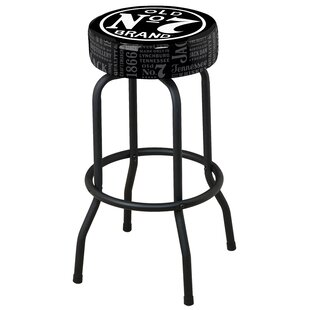 30 Swivel Bar Stool Jack Daniel's Lifestyle Products