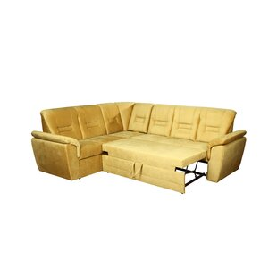Jan Reversible Corner Sofa Bed By George Oliver