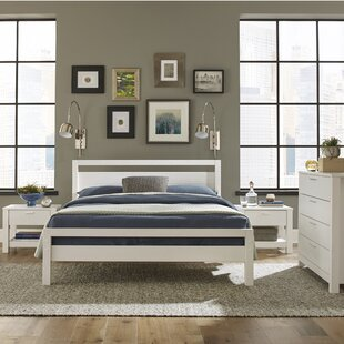 Loft Queen Platform Configurable Bedroom Set