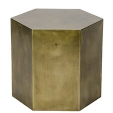 Aria End Table by Noir