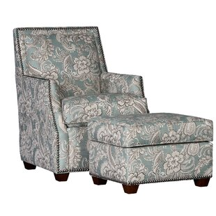 Darby Home Co Cruse Club Chair and Ottoman