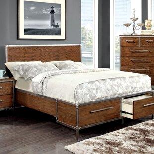 Willard Storage Platform Bed