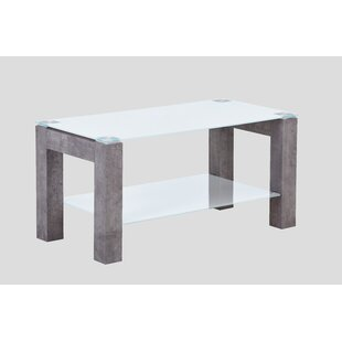 Bellflower Coffee Table With Storage By Fairmont Park