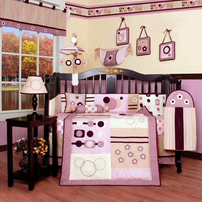 Harriet Bee Baier 13 Piece Crib Bedding Set Amp Reviews
