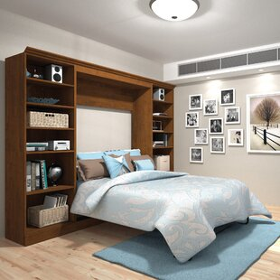 Latitude Run Acevedo Full/Double Murphy Wall Bed