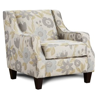 Rosedale Blossom Armchair by Red Barrel Studio