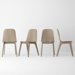 Kassandra Solid Wood Dining Chair (Set of..