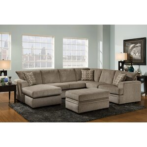 Louis Reversible Sectional  sc 1 st  Wayfair : jonathan louis sectional choices - Sectionals, Sofas & Couches