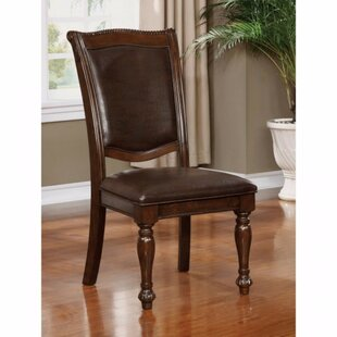 Dangerfield Traditional Style Dining Chair (Set of 2) by Fleur De Lis Living