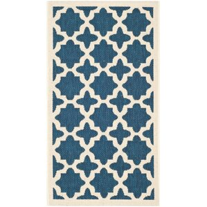 Izzy Indoor/Outdoor Rug In Navy
