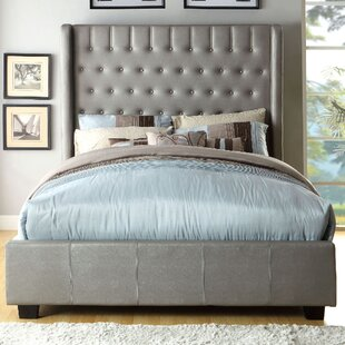 Upholstered Platform Bed