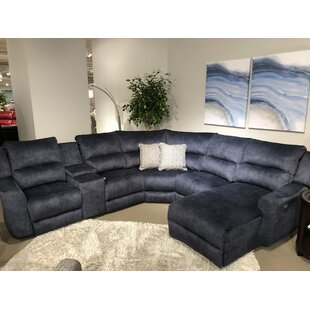 Producer Reclining Sectional by Southern Motion Design