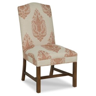Baxley Upholstered Dining Chair by Fairfield Chair