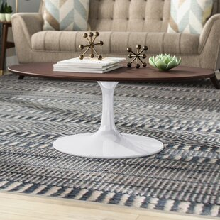 Purchase Julien Oval Coffee Table by Langley Street Reviews (2019) & Buyer's Guide