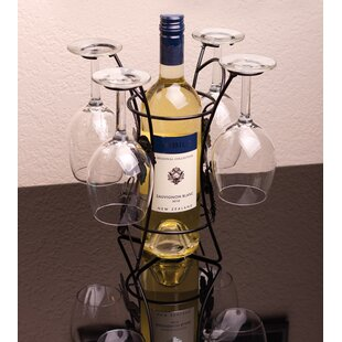1 Bottle Tabletop Wine Bottle Rack by Mer..
