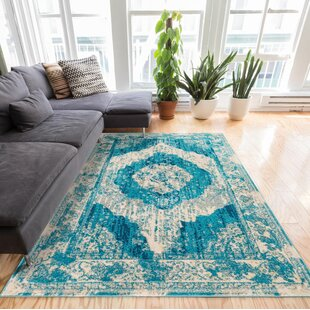 Blue Rug by Well Woven