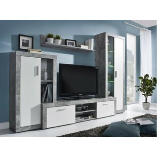 Review Dimitrios Entertainment Unit For TVs Up To 50