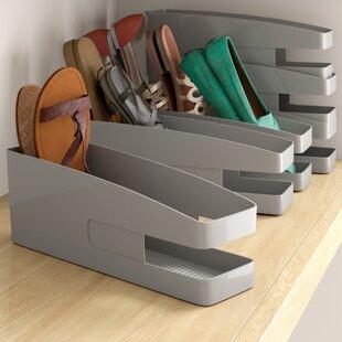 Compare Price Shoe Storage Accessory (Set Of 6)
