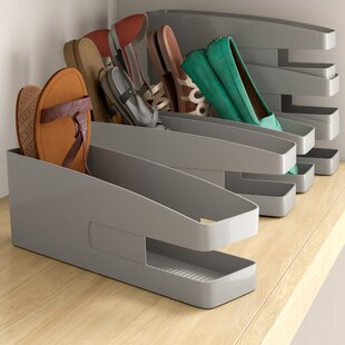 Shoe Storage Accessory (Set Of 6) By Rebrilliant