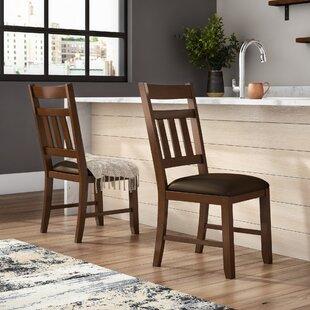 Caracara Slatback Upholstered Side Chair ..