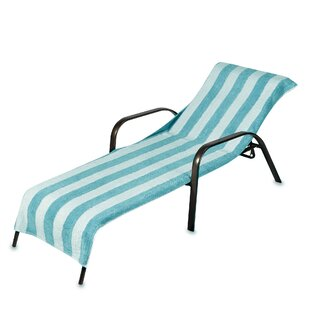 Sweet Home Collection Chaise Lounge Cover..