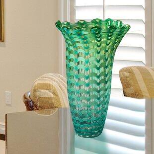 Schrader 2 Piece Table Vase