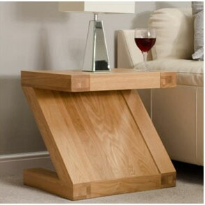 Savings End Table by Heaven and Earth