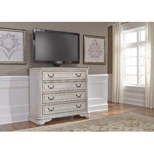 Treport 4 Drawer Dresser b..