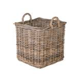 Mowery Square Rattan Basket by August Grove