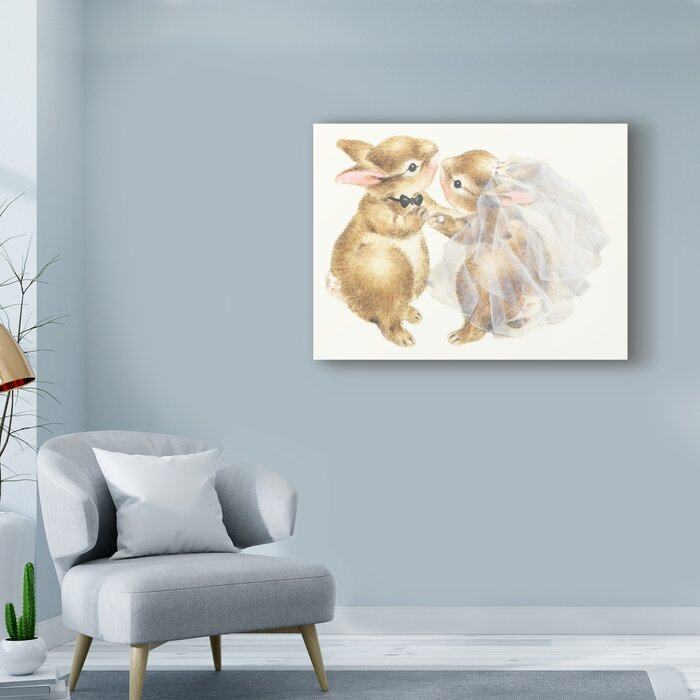Be Cool Honey Bunny Wall Art