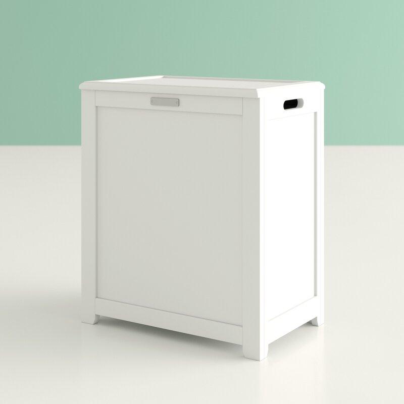 Storage Cabinet Laundry Hamper