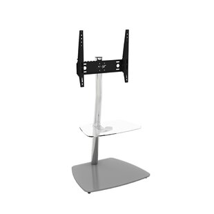 Pedestal TV Stand For TVs Up To 55