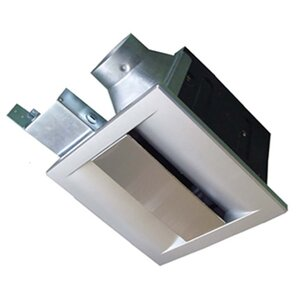 Bathroom Lighted Exhaust Fans less than 1 sone bathroom fans you'll love | wayfair