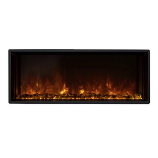 Wall Mounted Electric Fireplace Insert by EcoSmart Fire