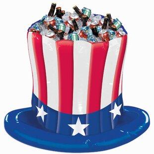 Amscan Patriotic Uncle Sam..