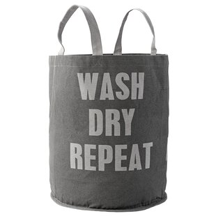 Zipcode Design Wingman Wash Dry Repeat Laundry Bag