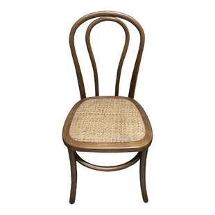 Caress Upholstered Dining Chair (Set of 2) Rosalind Wheeler