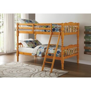 Chula Bunk Bed by Harriet Bee Comparison