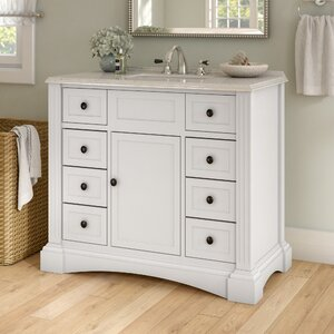 Lilian 42″ Single Bathroom Vanity Set