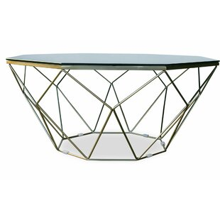 Abree Coffee Table by Merc..