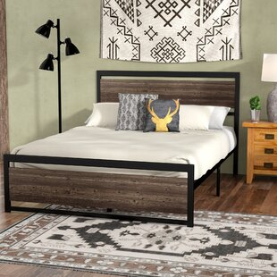 Shop For Partida Platform Bed by Loon Peak Reviews (2019) & Buyer's Guide