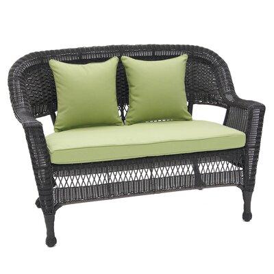 Awesome Birch Lane Heritage Alburg Loveseat With Cushions Inzonedesignstudio Interior Chair Design Inzonedesignstudiocom