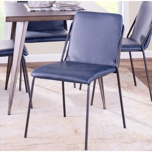 Avicia Upholstered Dining Chair (Set of 2) Union Rustic