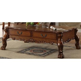Astoria Grand Makenzie Coffee Table