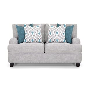 Affordable Price Rosalie Loveseat by Laurel Foundry Modern Farmhouse Reviews (2019) & Buyer's Guide